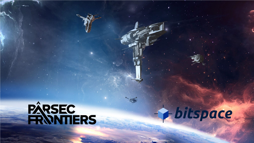 Merging real and virtual economies: Parsec Frontiers takes you to the stars while you earn crypto-tokens