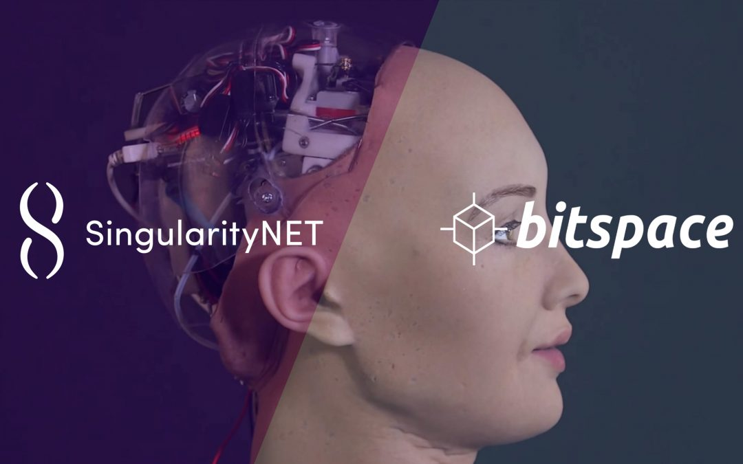 BitSpace enters partnership with SingularityNET