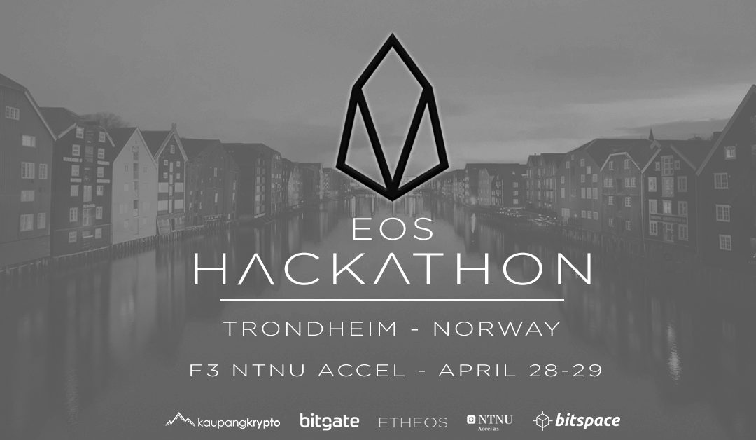 EOS Hackathon in Trondheim, Norway